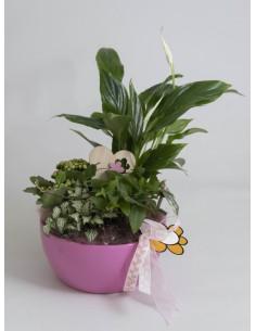 Centre flor natural bàsic -...